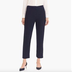 J. Crew Pull-on Easy Pant in matte Crepe 10 tall